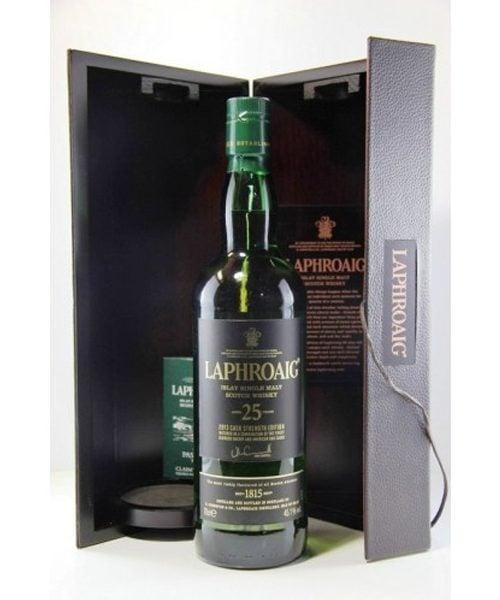 2013 Cask Strength Edition Laphroaig Single Malt Scotch Whisky