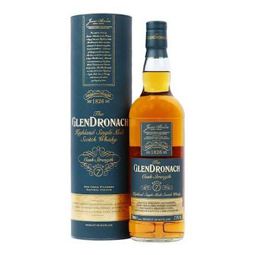 GlenDronach Cask Strength Batch 7 Single Malt Scotch Whisky