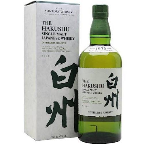 Suntory Hakushu Japanese Whisky
