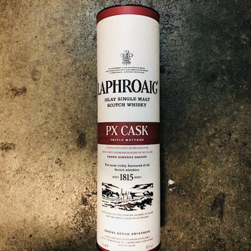 Laphroaig PX Cask Single Malt Scotch Whisky