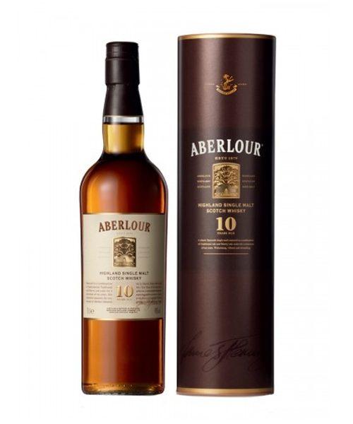 Aberlour 10 Year Old Single Malt Scotch Whisky