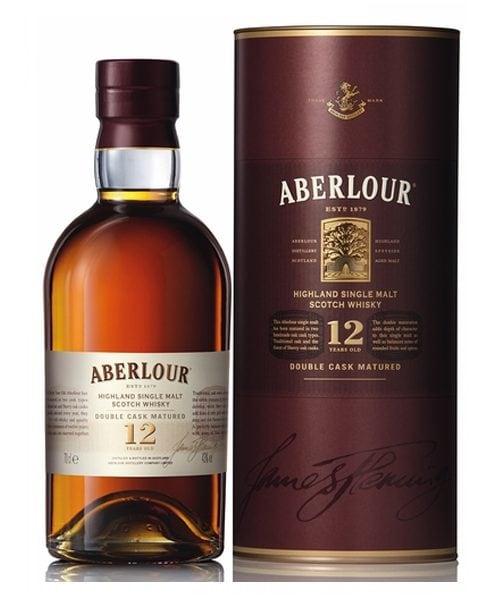 Aberlour 12 Year Old Double Cask Matured Single Malt Scotch Whisky