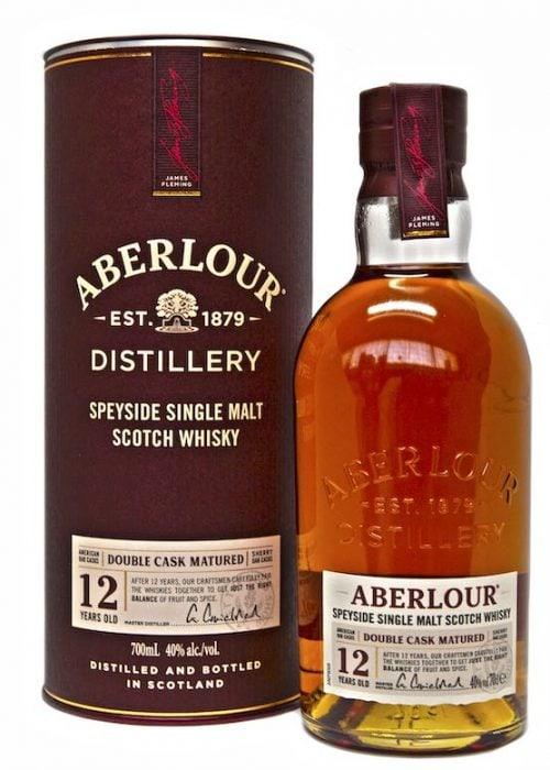 Aberlour 12 Year Old Double Cask Matured Single Malt Scotch Whisky 700mL