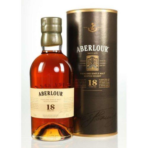Aberlour 18 Year Old Single Malt Scotch Whisky