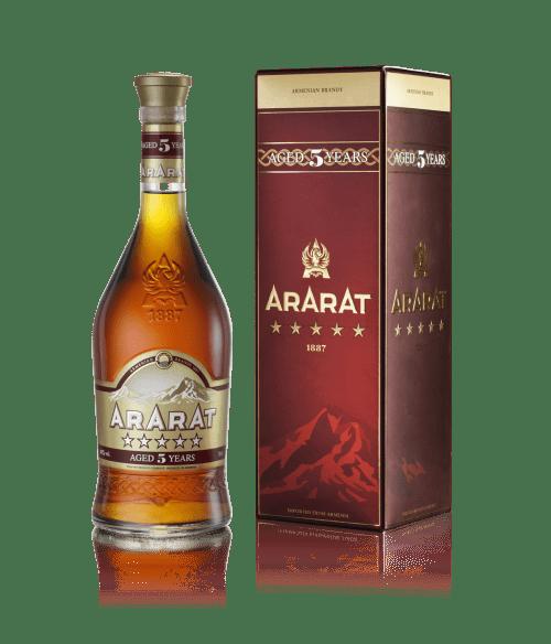 Ararat Armenian Brandy