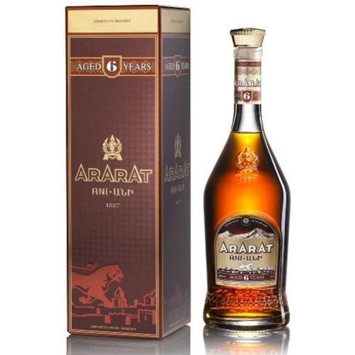Ararat 6 Year Old Brandy