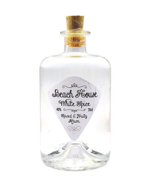 Arcane Beach House White Spiced and Fruity Mauritius Rum