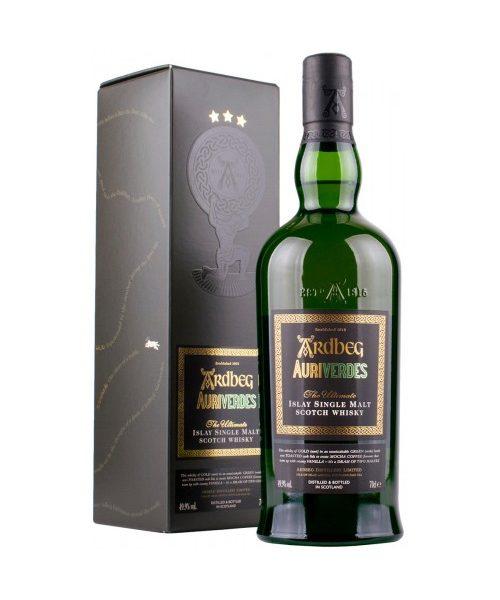 Ardberg Auriverdes Single Malt Scotch Whisky