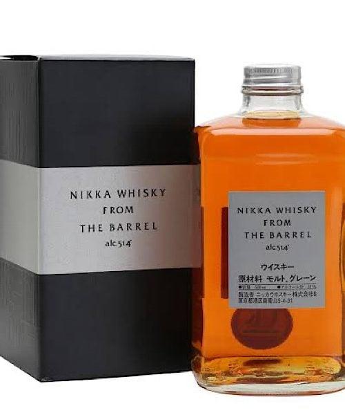 The Barrel Blended Whisky