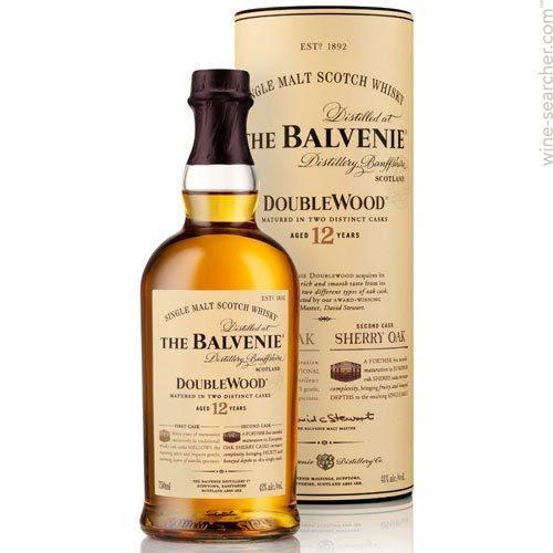 Balvenie 12 Year Old Single Malt Scotch Whisky