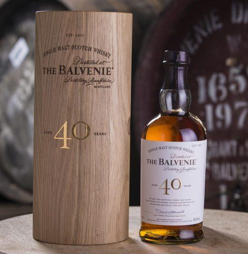 Balvenie 40 Year Old Single Malt Scotch Whisky