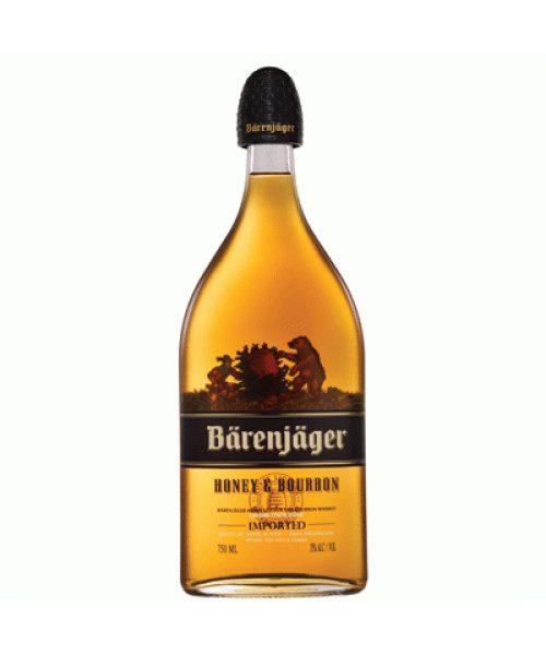 Barenjager Honey & Bourbon Liqueur
