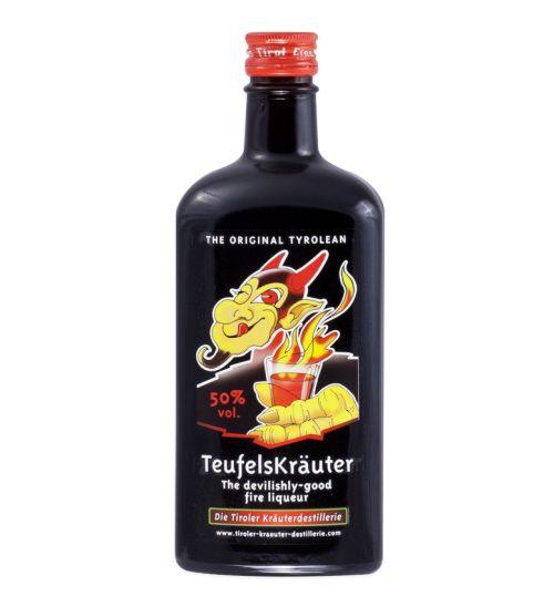 Baumann TeufelsKrauter Devils Herb Liqueur