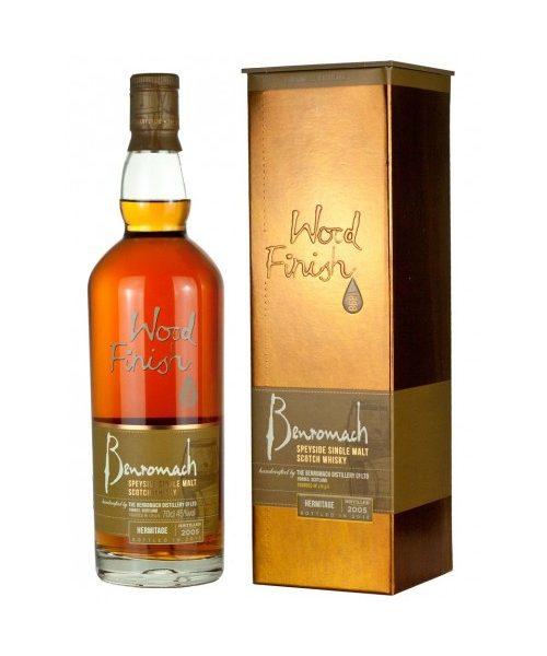 Benromach Hermitage Wood Finish Single Malt Scotch Whisky