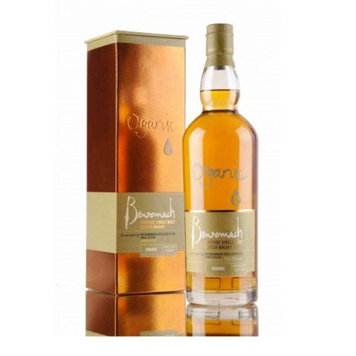 Benromach Organic Single Malt Scotch Whisky