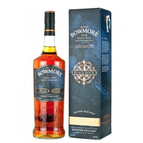 Bowmore Black Rock Single Malt Scotch Whisky