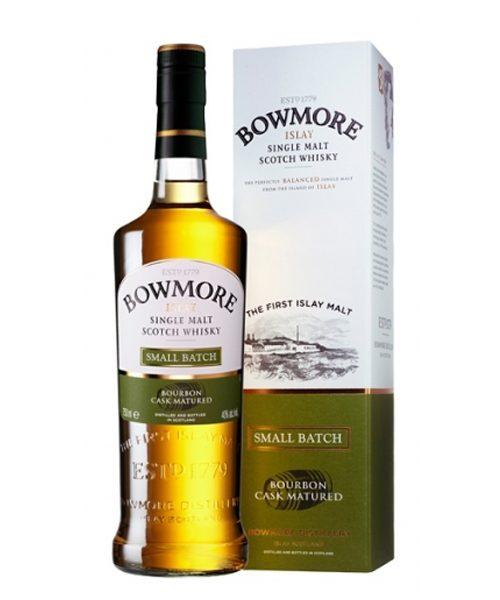 Bowmore Small Batch Bourbon Cask Matured Single Malt Scotch Whisky