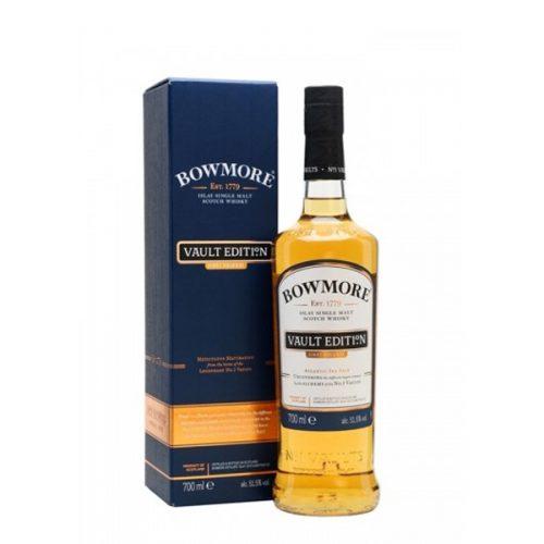 Bowmore Vault Edition Release 1 Atlantic Sea Salt Scotch Whisky