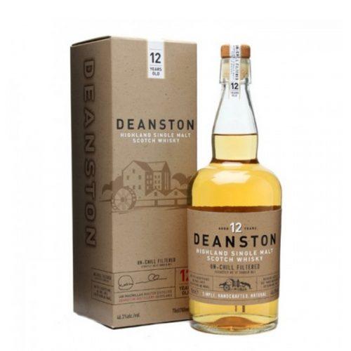 Deanston 12 Year Old Single Malt Scotch Whisky