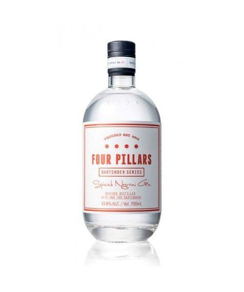 Four Pillars Bartender Series Spiced Negroni Gin