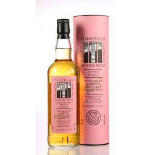 Glengyle Distillery Kilkerran Work in Progress 6 Bourbon Matured Scotch Whisky