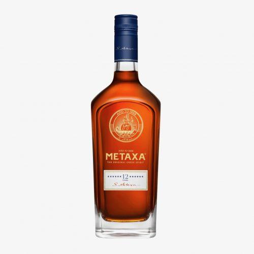 Metaxa 12 Star Greek Brandy