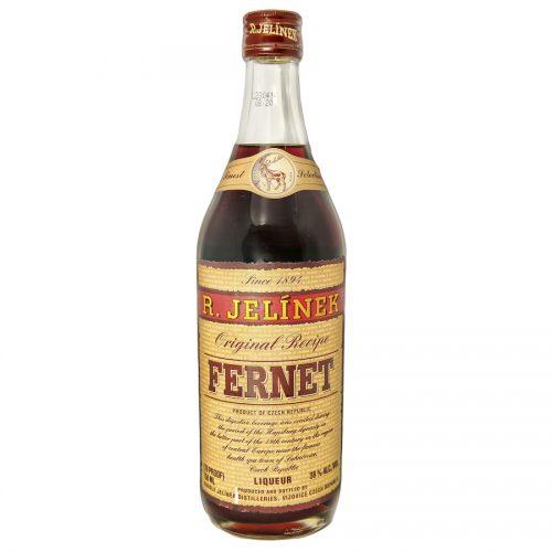 R.Jelinek Fernet Digestive