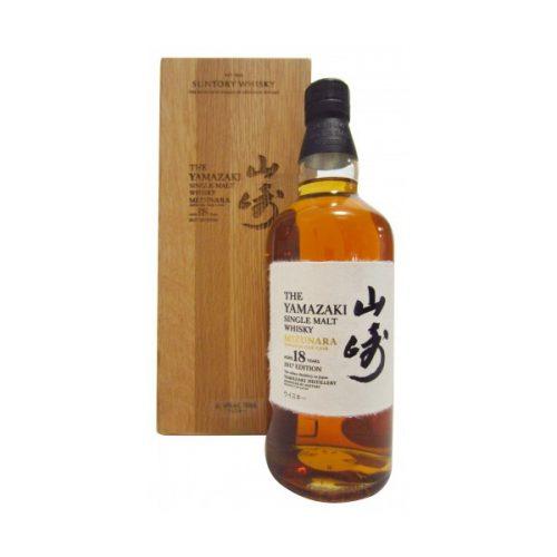 Suntory Yamazaki 25 Year Old Single Malt Japanese Whisky