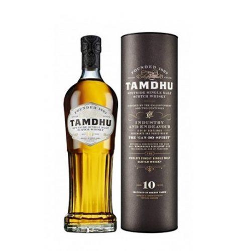 Tamdhu 10 Year Old Single Malt Scotch Whisky