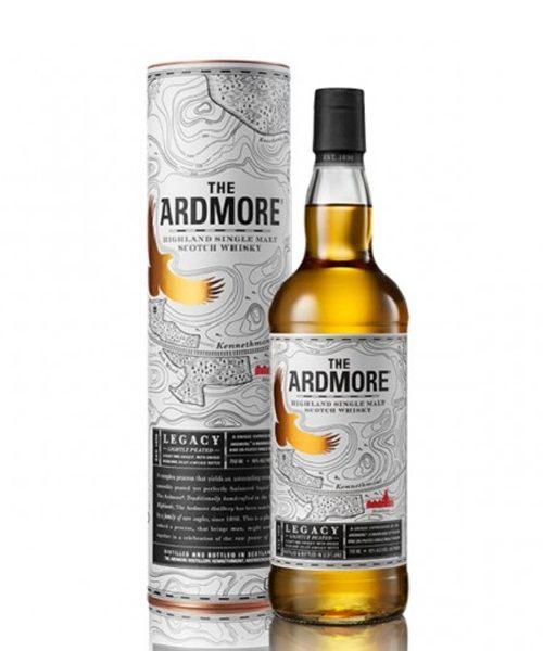 Ardmore Legacy Lightly Peated Single Malt Scotch Whisky
