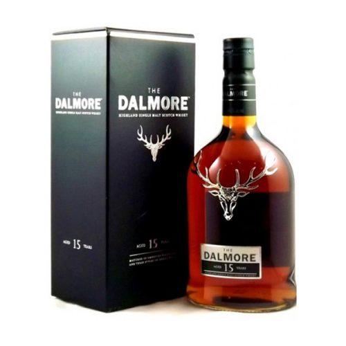 Dalmore 15 Year Old Single Malt Scotch Whisky