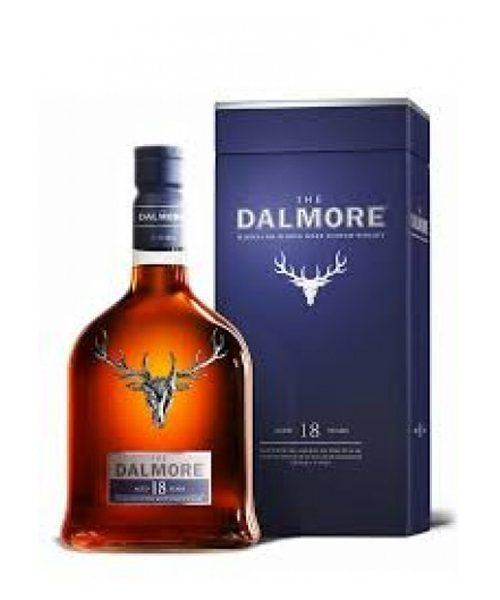 Dalmore 18 Year Old Single Malt Scotch Whisky