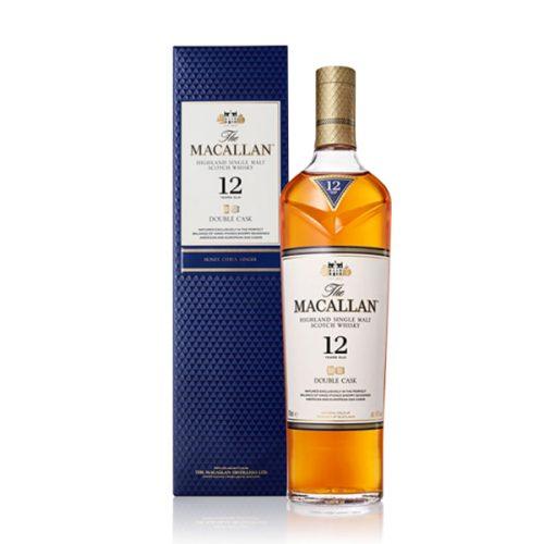 Macallan 12 Year Old Double Cask Single Malt Scotch Whisky