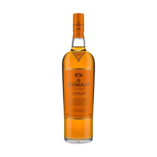 Macallan Edition No 2 Single Malt Scotch Whisky