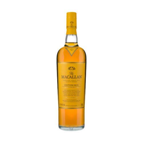 Macallan Edition No 3 Single Malt Scotch Whisky