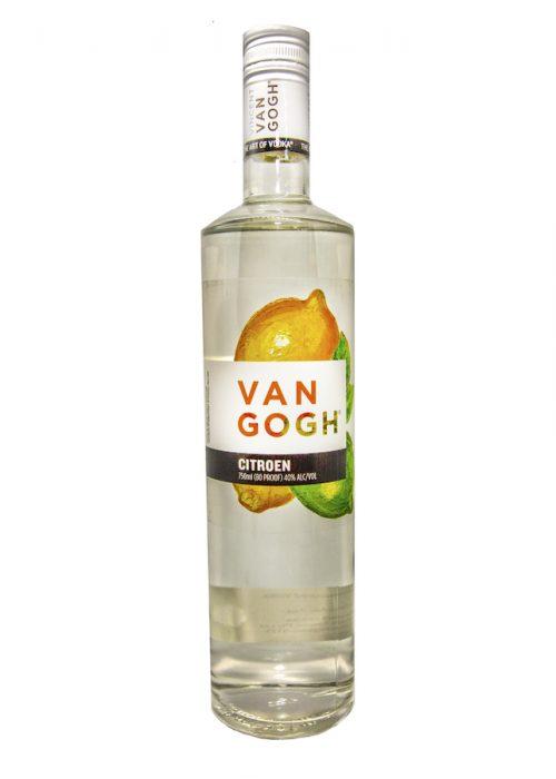 Vincent Van Gogh Citroen Vodka