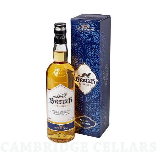Warenghem Distillery Armorik Double Maturation Breton French Single Malt Whisky