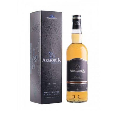Warenghem Distillery Armorik Classic Breton French Single Malt Whisky