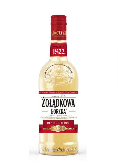 Zoladkowa Gorzka Black Cherry Polish Vodka