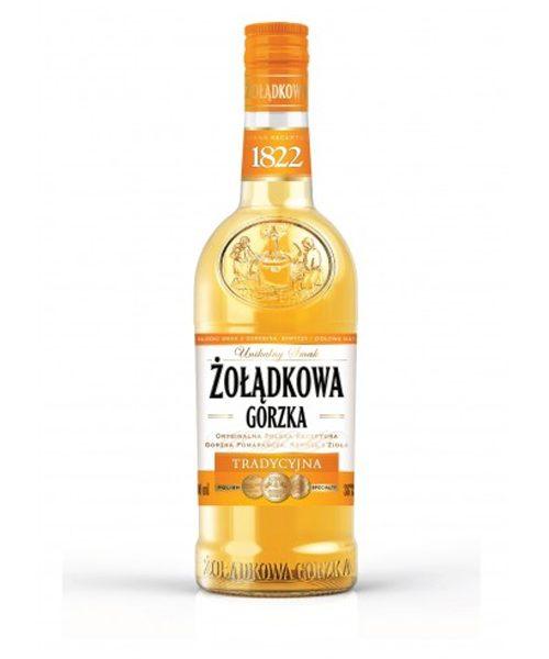 Zoladkowa Gorzka Traditional Polish Vodka