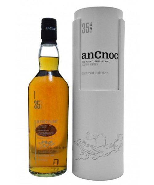 anCnoc 35 Year Old Single Malt Scotch Whisky