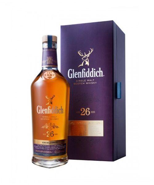Glenfiddich 26 Year Old Single Malt Scotch Whisky