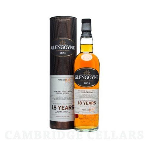 Glengoyne 18 Year Old Single Malt Scotch Whisky