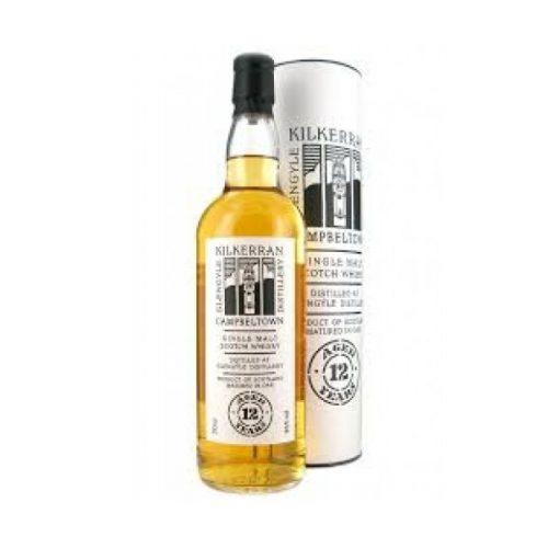 Glengyle Distillery Kilkerran 12 Year Old Single Malt Scotch Whisky