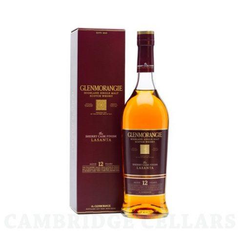 Glenmorangie Lasanta 12 Year Old Single Malt Scotch Whisky