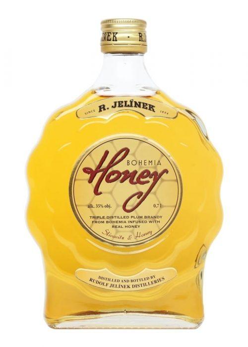 R.Jelinek Bohemia Honey Brandy Liqueur