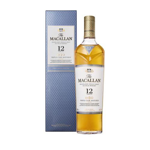 Macallan Fine Oak Triple Cask