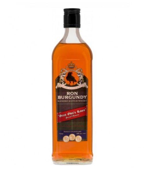 Ron Burgundy Blended Scotch Whisky