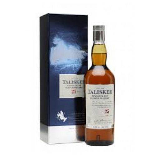 Talisker 25 Year Old Single Malt Scotch Whisky