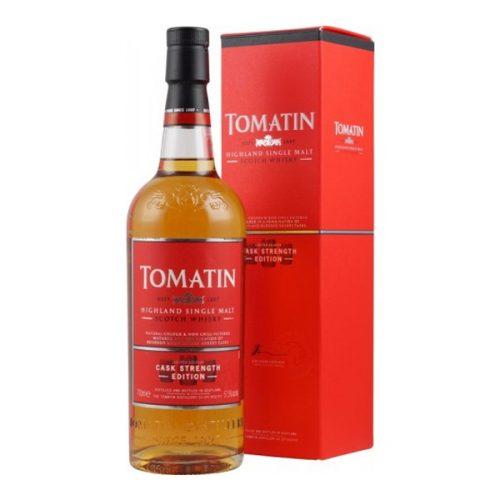 Tomatin Cu Bocan Single Malt Scotch Whisky